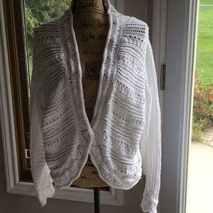 Nwt Jones New York White Sweater